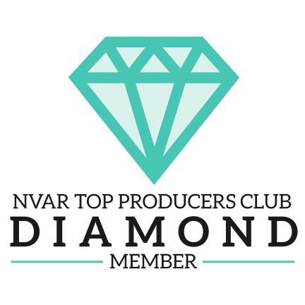 NVAR Top Producers Club Diamond Member