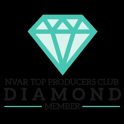 NVAR Top Producers Club Diamond Member