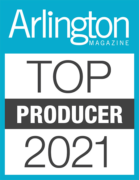 Arlington Top Producer 2021